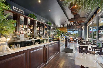 Brand New Restaurant & Cocktail Bar