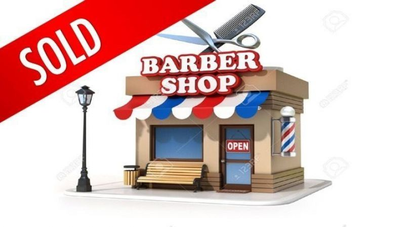 **sold** Barber Shop, Prime Location With High Foot Traffic, Fitzroy