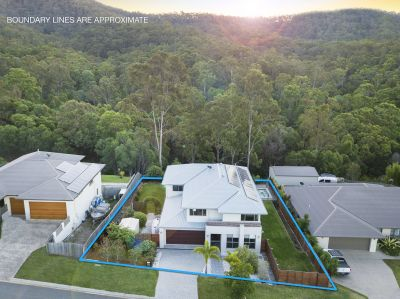 Tranquil Haven with Spectacular Views over the Hinterland