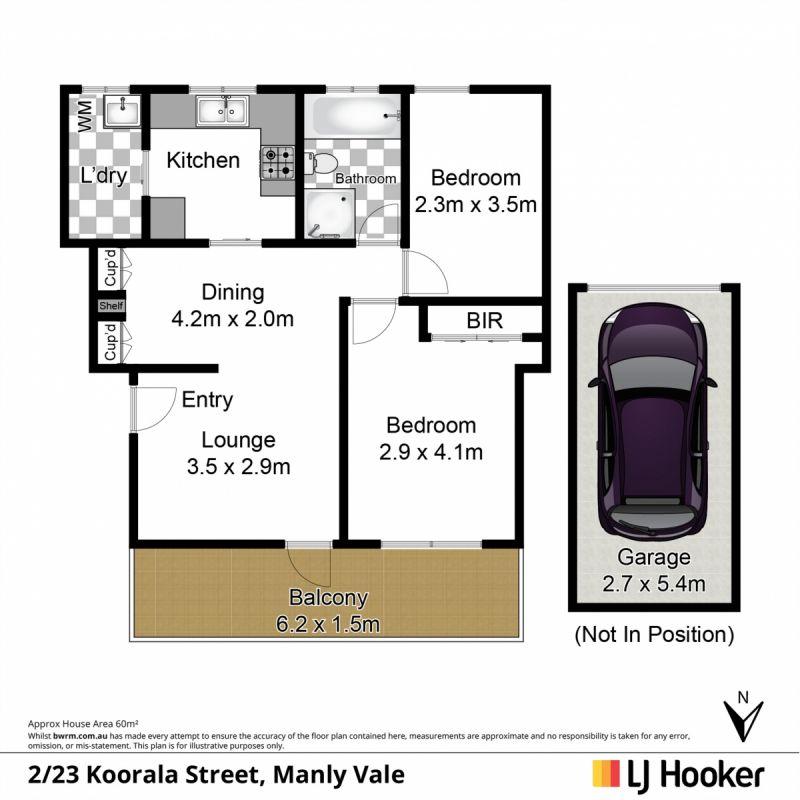2/23 Koorala Street Manly Vale 2093