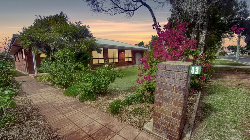 A Beautiful, Quality Brick Home with Bore -  3 bed, 2 bath + office