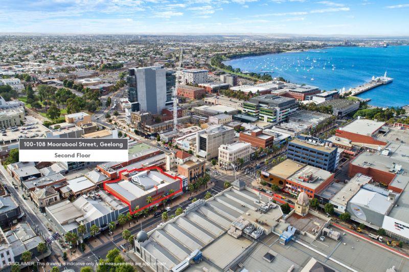 100-108 Moorabool Street, Geelong
