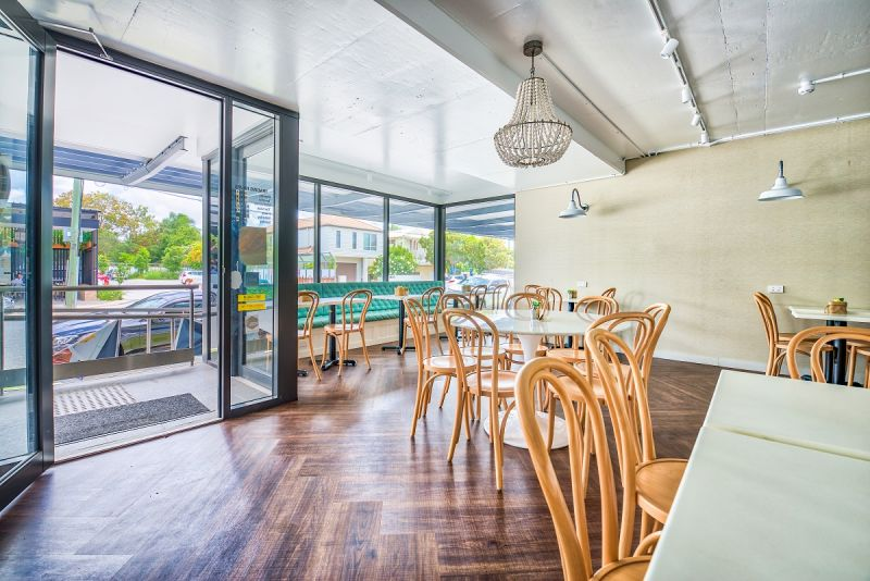 Fitted out Food / Cafe opportunity in Hawthorne's Thriving Cinema Precinct