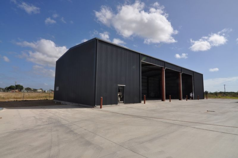 Brand new freestanding warehouse - Available May 2018
