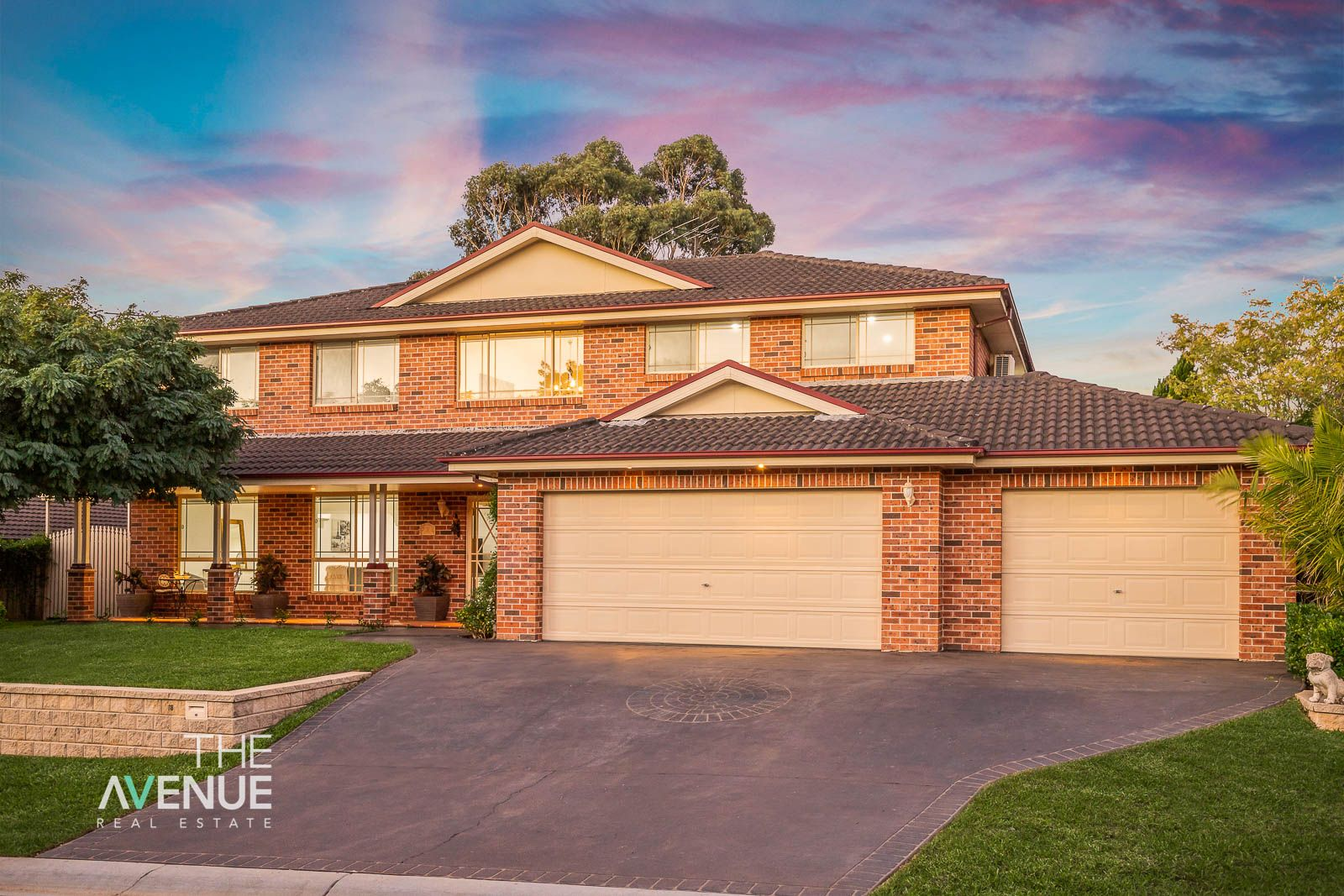 18 Cigolini Place, Kellyville NSW 2155