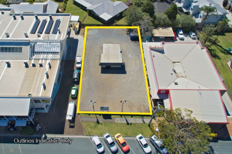 FOR SALE - MIXED USE SITE WITH DA