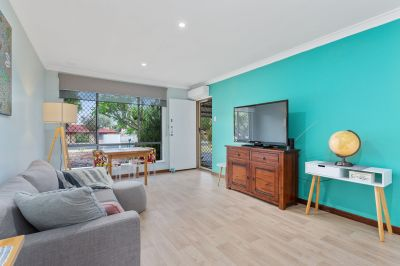 CUTE AND TIDY IN AN ATTRACTIVE LOCATION!