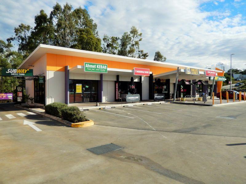 Kebab Shop Including Total Modern Fitout