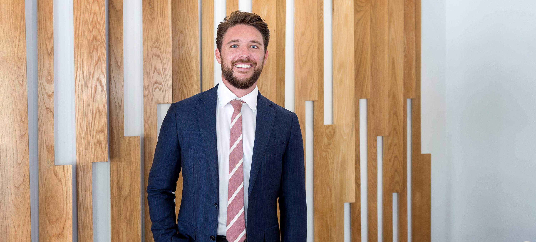 Grayson McIvor real estate agent