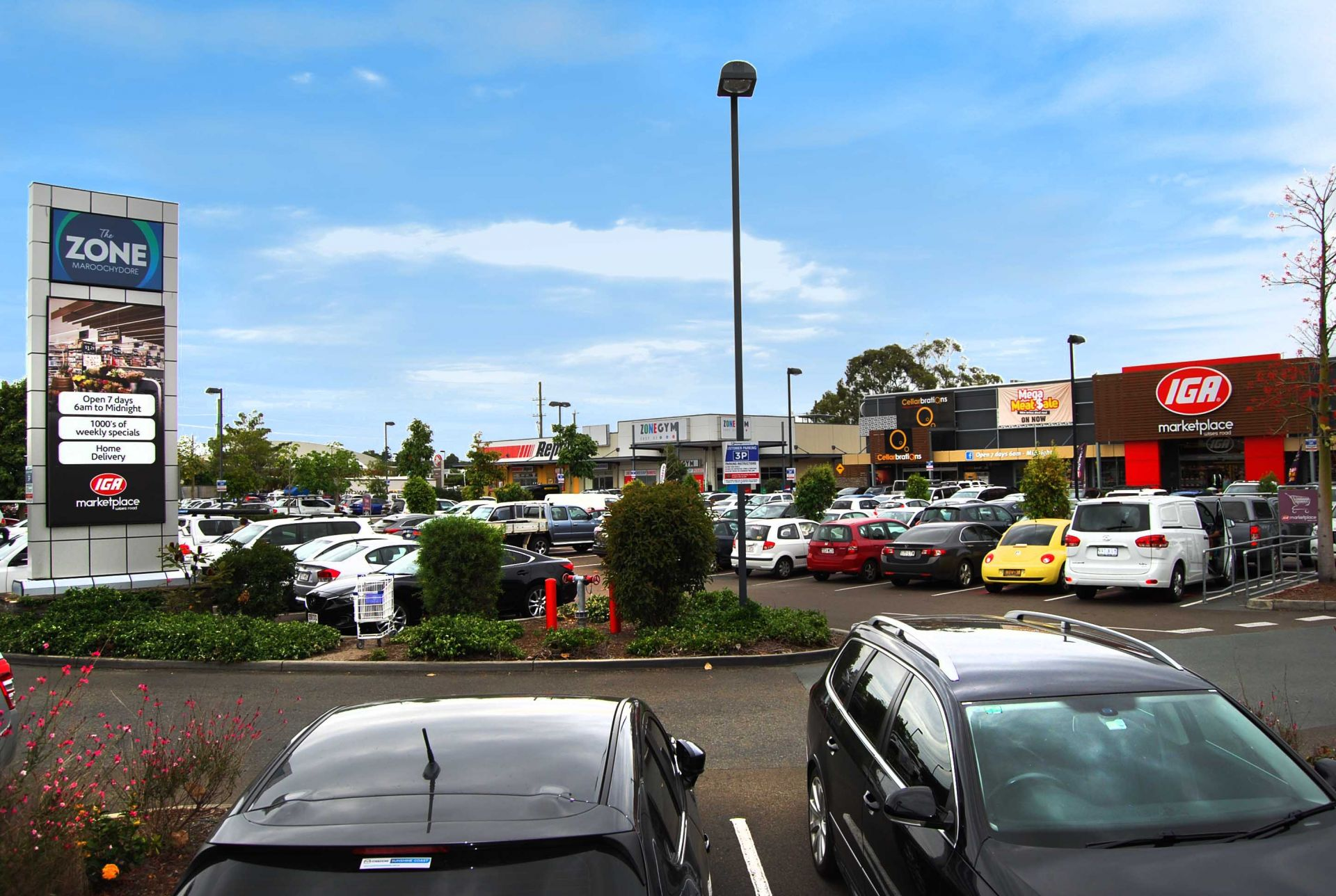 Sub-Lease Tenancy in Wises Road Shopping Complex | Connected with Wholefoods Store & Discount Chemist