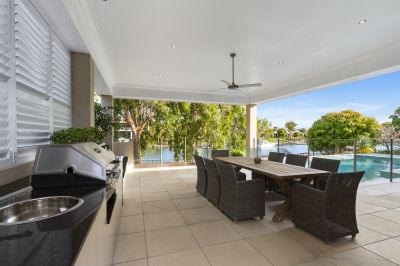 Immaculately Presented Water Front Home, Fabulous Rosebank Location