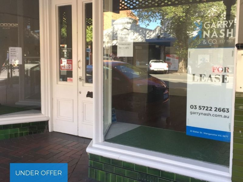 BOUTIQUE AT ITS BEST - UNDER OFFER
