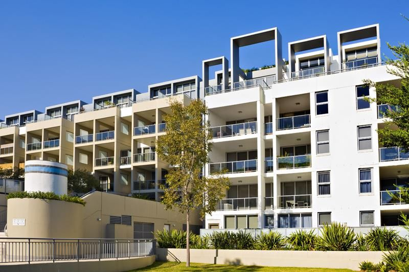 SOLD: Modern One Bedroom Apartment