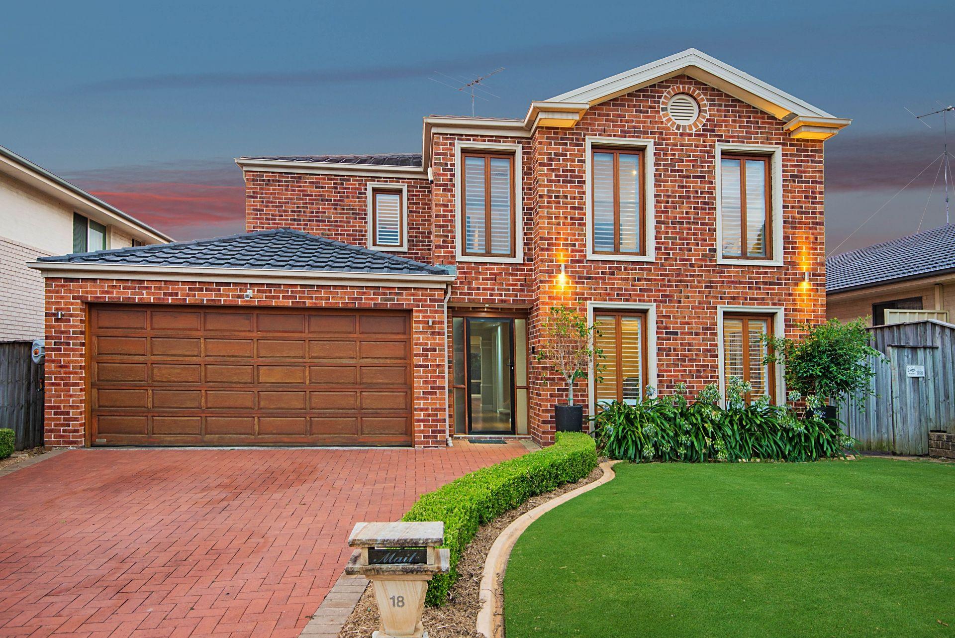 18 Cayden Avenue, Kellyville NSW 2155