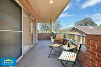 Modern 2 Bedroom Unit. Huge Balcony & Living Area. Freshly Painted. New Blinds. Garage. Quiet Location. Walk to Parramatta CBD