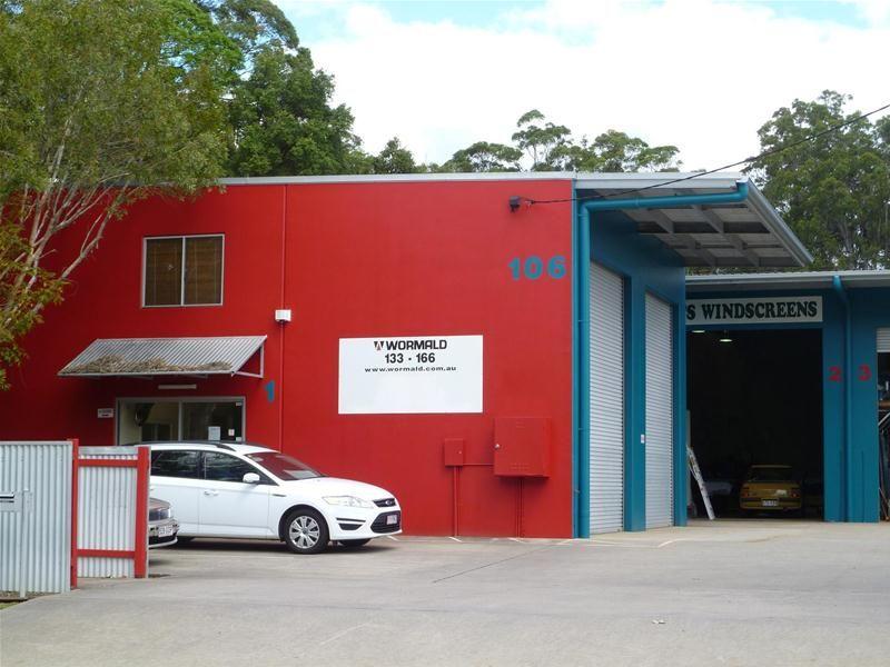 Handy Industrial Unit