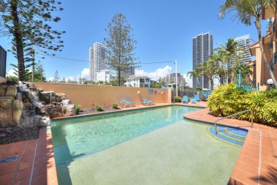 Beach pad in the heart of Broadbeach