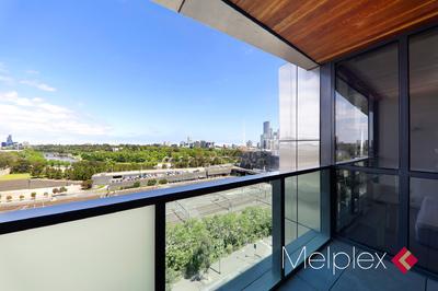814/108 Flinders Street, Melbourne