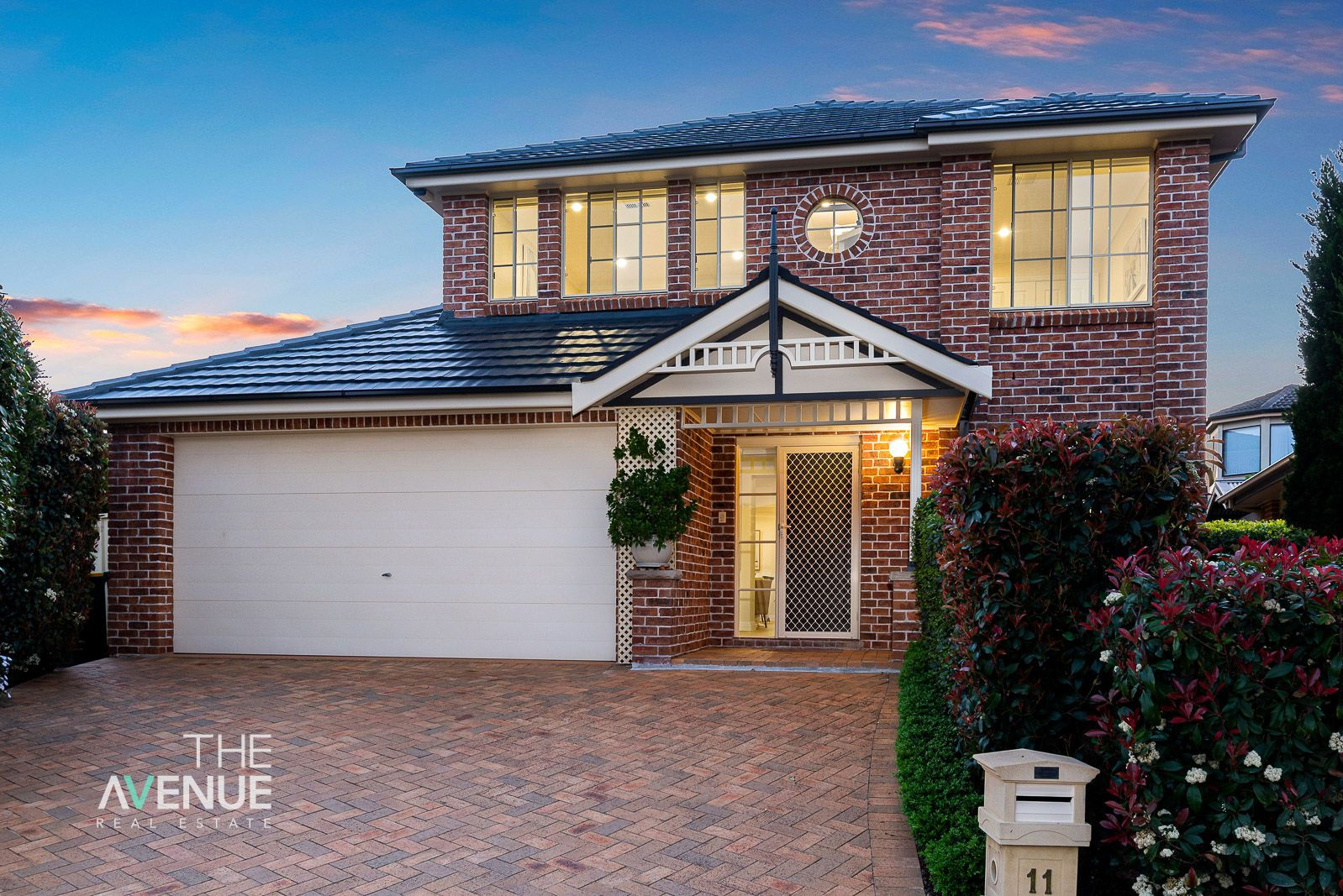 11 Sarah Jane Avenue, Beaumont Hills NSW 2155