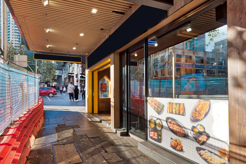 George Street Restaurant for Lease! FLAGSHIP POSITION!!