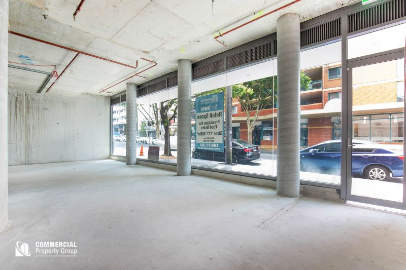 PRIME POSITION ON BURWOOD ROAD - SUITABLE FOR RESTAURANT
