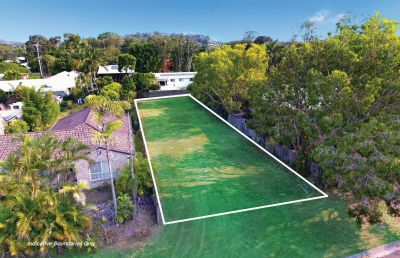 Rare Vacant Land in Central Coolum