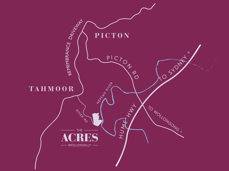 Tahmoor Lot 319    165 - 185 River Road