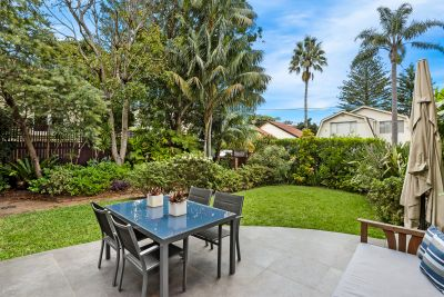 Private garden residence on the edge of Rose Bay Village - Furnished Option is available