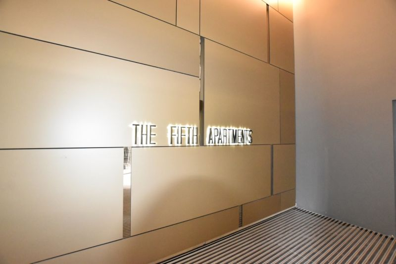 The Fifth: Stunning Two Bedroom Apartment High up on the 27th Floor!
