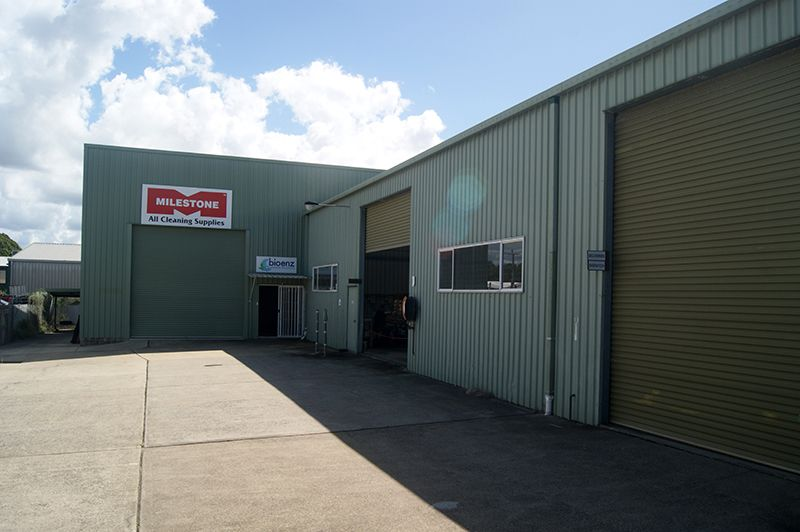 Clean & Tidy Compact Industrial Shed For Lease | Caloundra West
