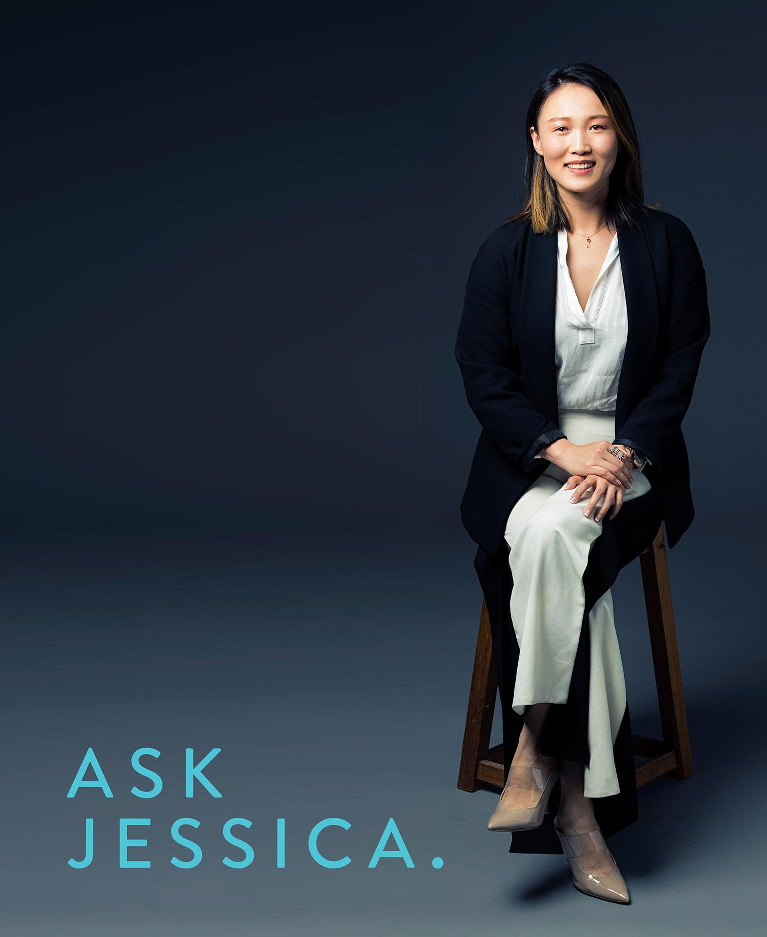 Jessica Liu real estate agent