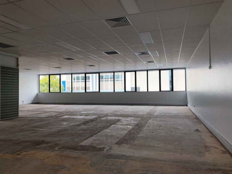 Newly Renovated First Floor Space
