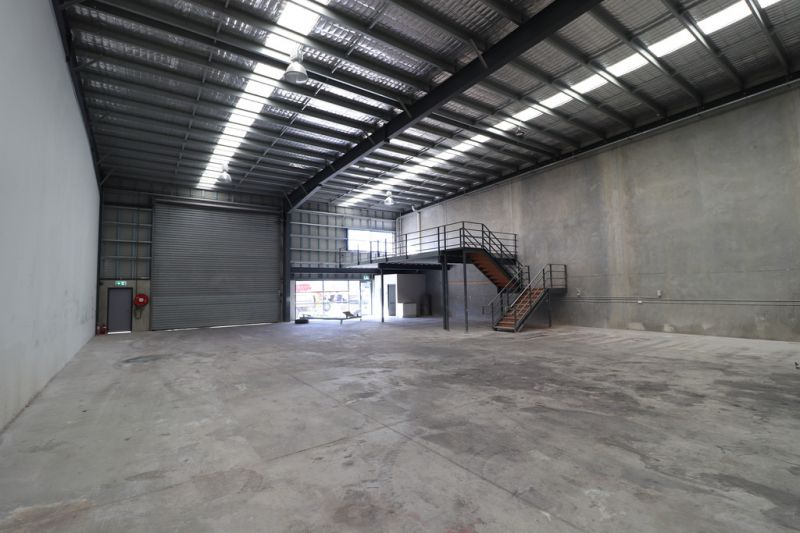 High Clearance Warehouse - Must Be Leased!
