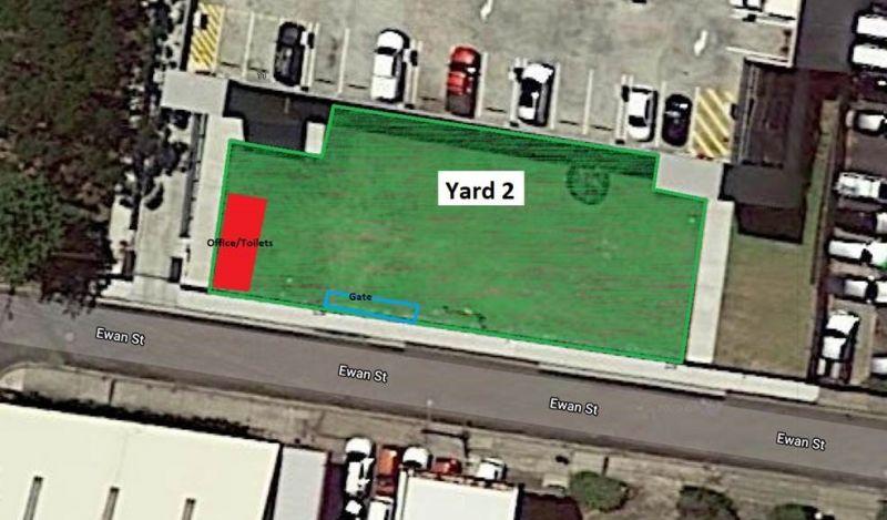 Yard & Storage In Mascot