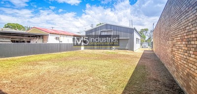 350sqm - Rare Secure Storage Yard