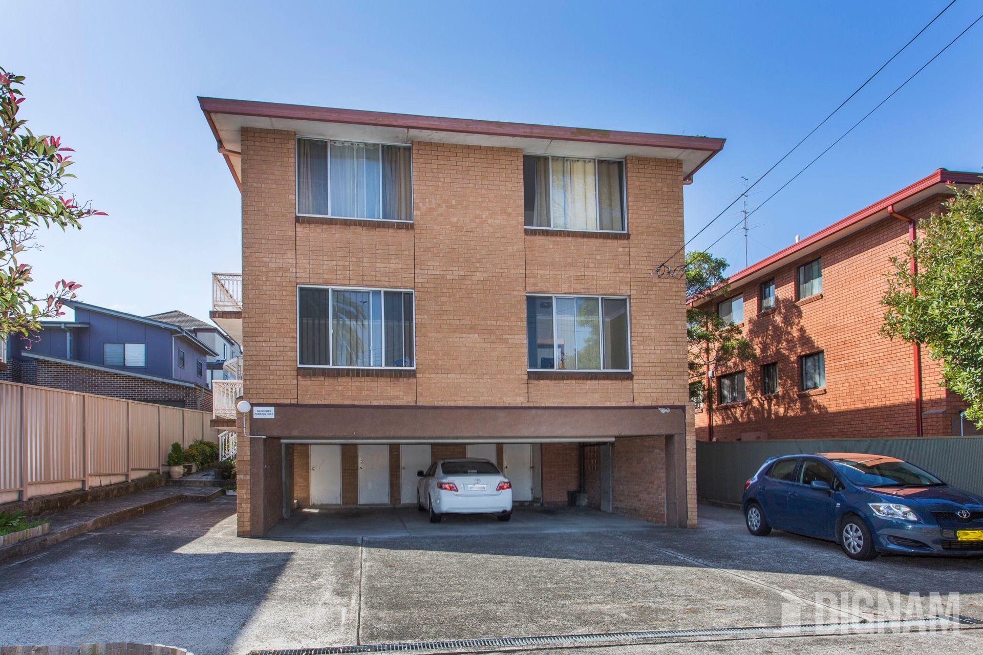 4/6 Robinson Street, Wollongong NSW