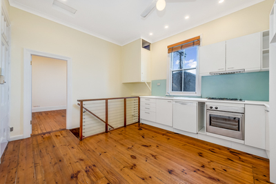 Large Two Bedroom Terrace