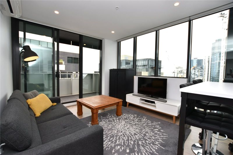 Opus Tower: Fully Furnished Executive Two Bedroom Apartment!