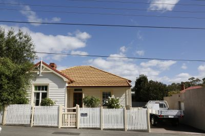 A CHARMING FEDERATION COTTAGE WITH DEVELOPMENT APPROVAL!
