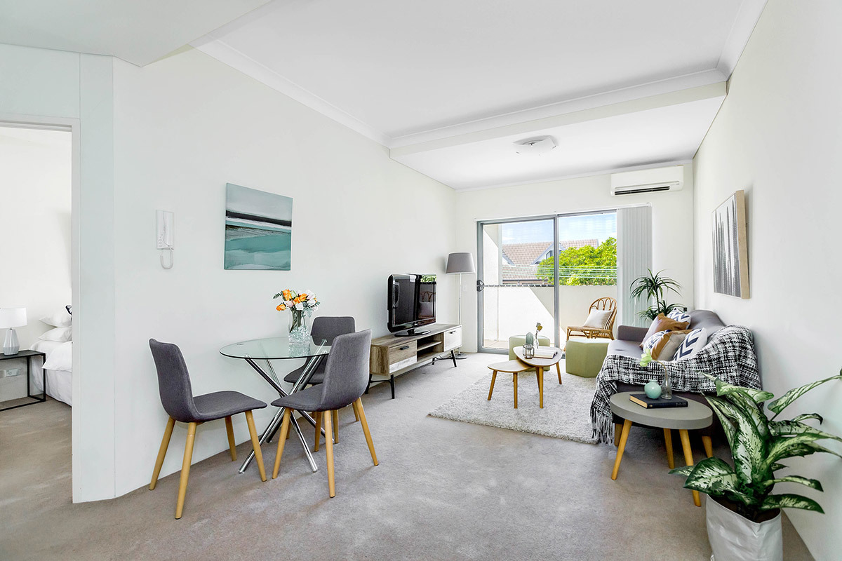 23/37-43 Eastbourne Road, Homebush West