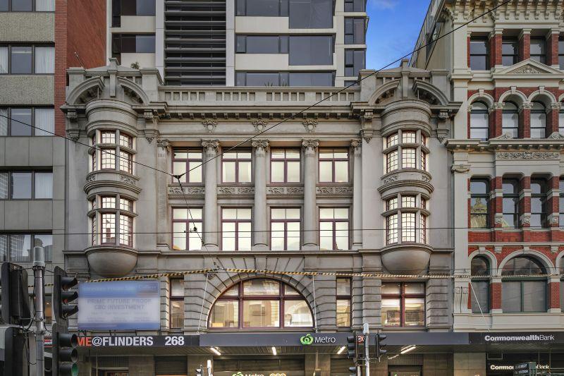 Melbourne 1313/268 Flinders Street