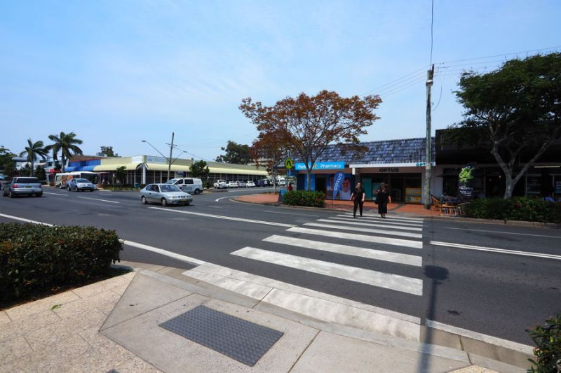 Prime CBD location with high pedestrian and vehicle passing traffic...
