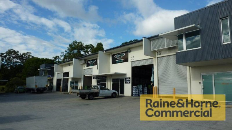 124sqm Clear Span Warehouse with Excellent Truck Access