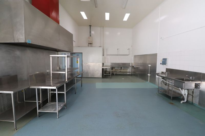 Food Manufacturing Unit - Must Be Leased - All Offers Submitted