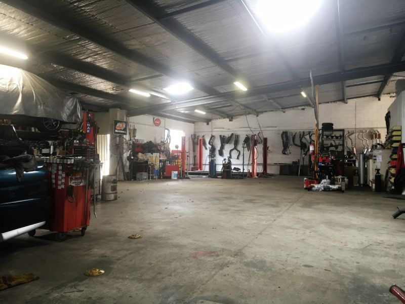 Large Factory or Warehouse in Great Location - Owner Ready To Move On