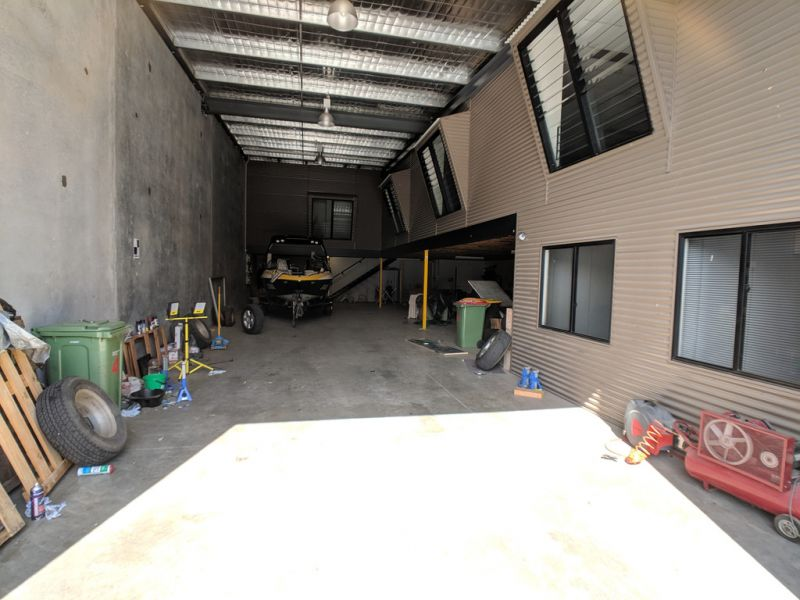 Complete Package  -Warehouse With Well Appointed Office