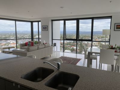 Fully furnished ultra modern apartment