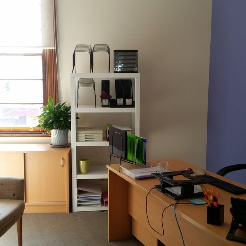 CLASSY FIRST FLOOR OFFICE SPACE IN CENTRAL CBD LOCATION