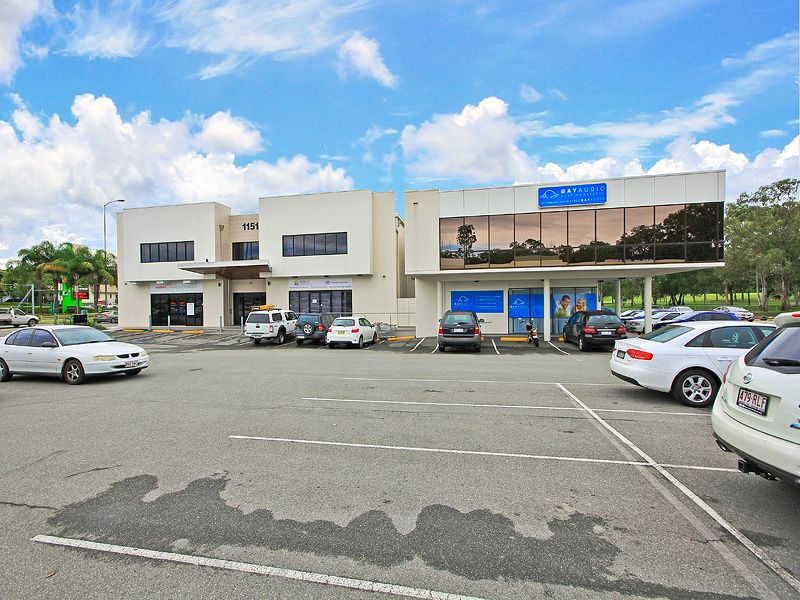 For Lease: 210sqm* Fully fitted out office on busy Wynnum Road