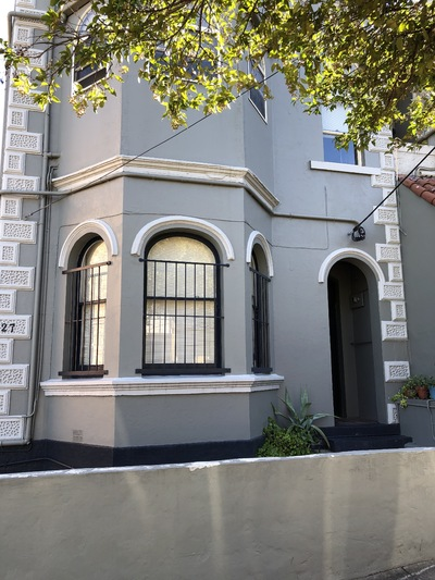6 metre wide terrace house and 6 metre wide vacant lot of land
